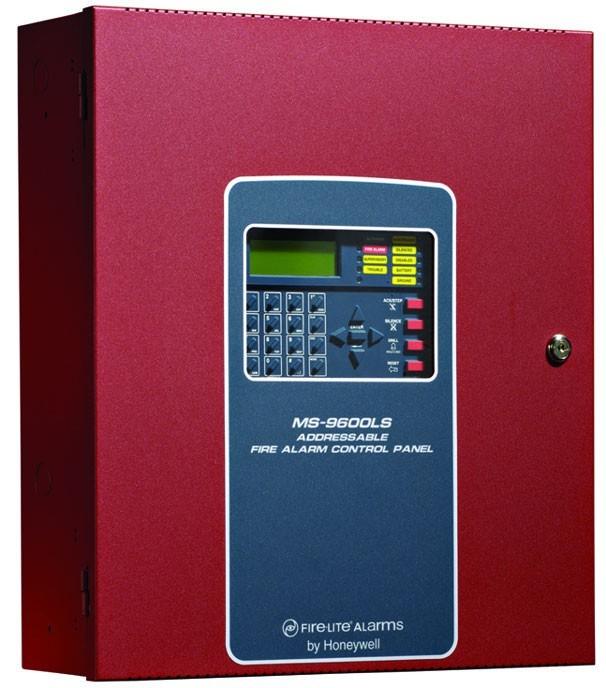 MS-9600 LS- 1 LOOP ALARM CONTROL PANEL