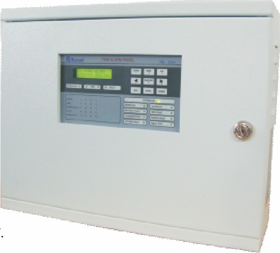 RE-2558 8 ZONE UL LISTED FIRE ALARM CONTROL PANEL