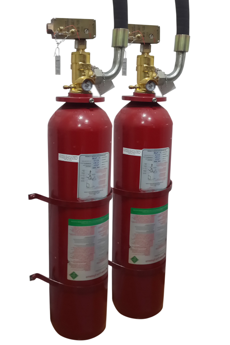 NOVEC 1230 GAS BASED FIRE SUPPRESSION SYSTEM